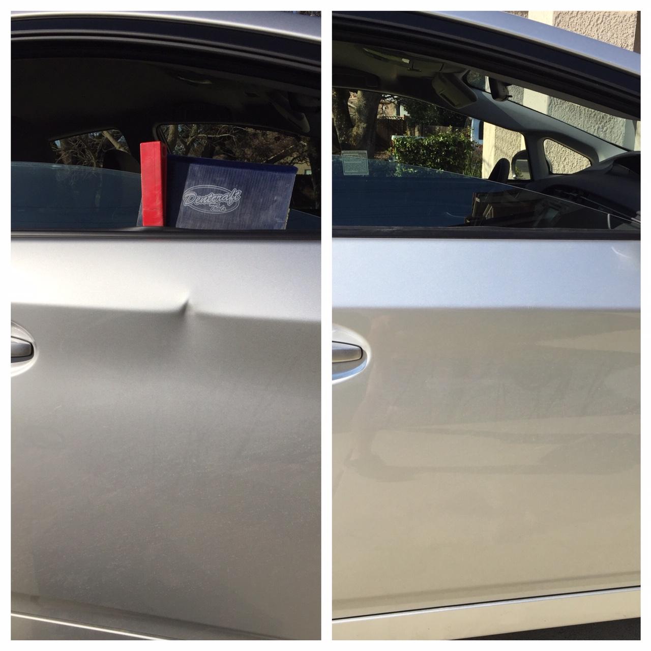 paintless dent removal Prius Carmichael